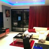 Photo taken at Absolute Bangla Suites, Phuket by Moor M. on 10/21/2014