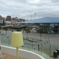 Photo taken at Porto de Fisterra by Alfredo on 2/5/2013