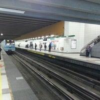 Photo taken at Metro Santa Isabel by Lalo D. on 8/31/2013
