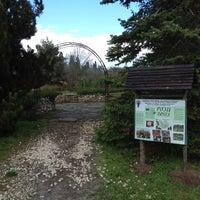 Photo taken at Eco Park by Natalia on 4/11/2013