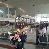 Photo taken at Lal Bahadur Shastri International Airport, Varanasi (VNS) by Ardhika V. on 1/22/2013