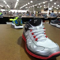 Photo taken at Off Broadway Shoe Warehouse by Kevin P. on 7/2/2013