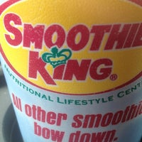 Photo taken at Smoothie King by Mike R. on 10/7/2012