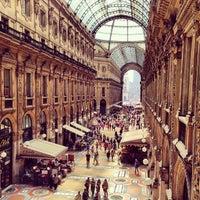 Foto scattata a Galleria Vittorio Emanuele II da Aleksei S. il 5/4/2013