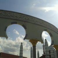 Photo taken at Masjid Agung Kauman by Erviana T. on 7/6/2013