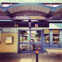 Photo taken at Norrköping Airport (NRK) by Daniel on 6/22/2013