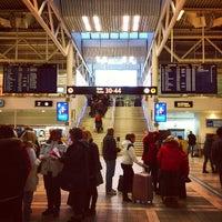 Photo taken at Terminal 4 by Daniel on 11/24/2012