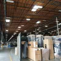 Photo taken at Living Spaces Distribution Center by Chris B. on 9/4/2017