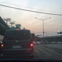 Photo taken at Rama VI Bridge by ShowpowMay J. on 2/9/2017