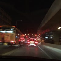 Photo taken at Rama VI Bridge by ShowpowMay J. on 1/24/2017