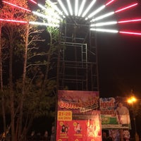 Photo taken at ตลาดนัดสองค่ำ by ShowpowMay J. on 10/22/2015