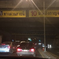 Photo taken at Rama VI Bridge by ShowpowMay J. on 2/6/2017