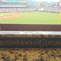 Photo taken at Mountain Ranch Club at Coors Field by Justin B. on 9/6/2015