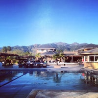Photo taken at Calistoga Spa Hot Springs by Savannah Y. on 3/10/2015