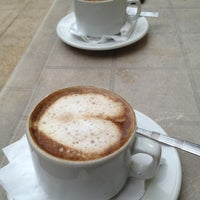 Photo taken at Brazilian Coffee Houses by Mohamed G. on 3/10/2013