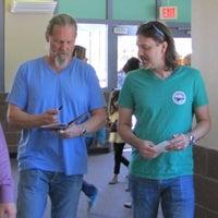 Photo taken at Zaharis Elementary School by Aaron on 4/18/2013
