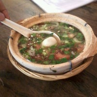 Photo taken at Restoran Sup D'Kampung by Aiman B. on 9/21/2012