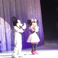 Photo taken at Disney On Ice by Amber on 7/22/2013