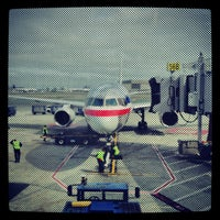 Photo taken at Gate 58B by Alexander T. on 3/25/2013