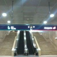 Photo taken at Metro Alameda [VD,VM] by Diogo G. on 12/28/2012