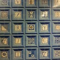 Photo taken at Metro Colégio Militar / Luz [AZ] by Diogo G. on 12/15/2012