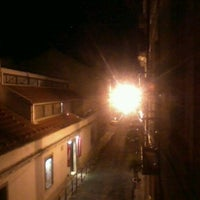 Photo taken at Rua da Costa do Castelo by Diogo G. on 10/28/2012