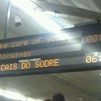 Photo taken at Metro Arroios [VD] by Diogo G. on 10/26/2012