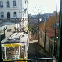 Photo taken at Elevador do Lavra by Diogo G. on 2/9/2013