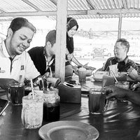 Photo taken at Mee Kari Telekom by Muhammad Ridzuan A. on 4/16/2013