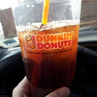 Photo taken at Dunkin' Donuts by Jeremiah on 2/14/2013