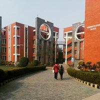 Photo taken at Northern India Engineering College by Shubham S. on 1/16/2015