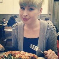 Photo taken at PizzaExpress by Linnéa H. on 2/20/2013