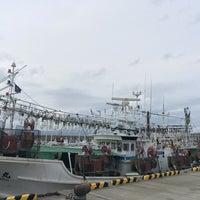 Photo taken at 入舟漁港 by Koji on 9/17/2017