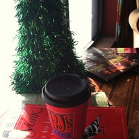 Photo taken at PJ's Coffee by Brittany on 12/26/2012