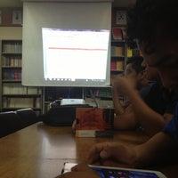 """Photo taken at Escuela Normal """"José Vasconcelos"""" by Edguitar on 10/16/2012"""