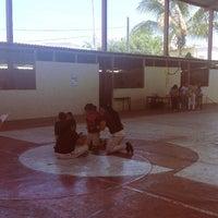 """Photo taken at Escuela Normal """"José Vasconcelos"""" by Edguitar on 10/19/2012"""