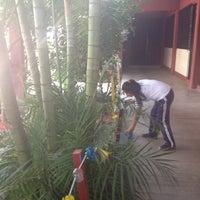 """Photo taken at Escuela Normal """"José Vasconcelos"""" by Edguitar on 10/17/2012"""