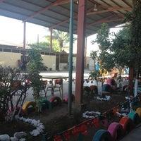 """Photo taken at Escuela Normal """"José Vasconcelos"""" by Edguitar on 10/24/2012"""