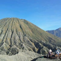 Photo taken at Mount Bromo by Ervin V. on 9/19/2012