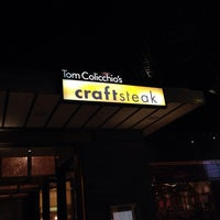 Photo taken at Tom Colicchio's Craftsteak by Karl W. on 7/10/2013