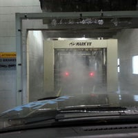 Photo taken at The Glo Car Wash by Chris R. on 6/11/2013