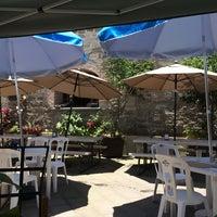 Photo taken at La Casona de Tlaxcala by Wil on 7/13/2014