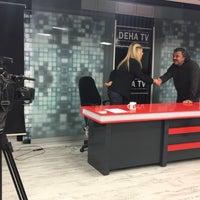 Photo taken at Deha Medya (Tv&Radyo) by Ayşe Töre T. on 11/22/2017