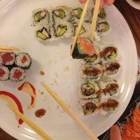 Photo taken at Samurai Sushi by Erica H. on 10/20/2012