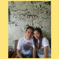 Photo taken at Happy Eggs All-Day Breakfast Place by Bon A. on 11/19/2012