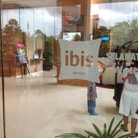 Photo taken at ibis Hotel Solo by Ronda Adiyan N. on 12/31/2012