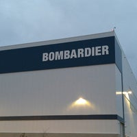 Photo taken at Bombardier (Mirabel) by Luis E. on 1/23/2017