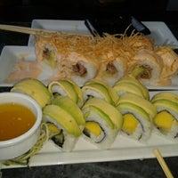 Photo taken at Aomori Nikkei & Sushi by Andreita C. on 9/28/2012