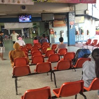 Photo taken at Udon Thani Bus Terminal by M Fernando C. on 1/16/2013