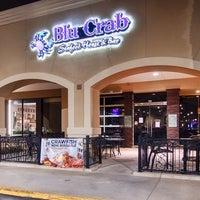 Photo taken at The Blu Crab Seafood House & Bar by The Blu Crab Seafood House & Bar on 11/22/2016